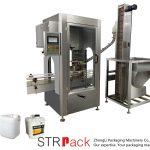 प्लास्टिक जेरी क्यापिंग मेशीन