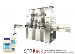 STRRP रोटर पम्प भरने मेसिन